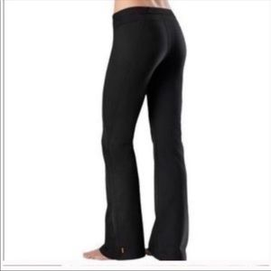 LUCY Tech Vital Collection Black Pants Athleisure